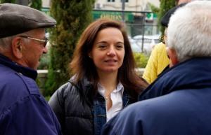 Sara Hernández PSOE Getafe